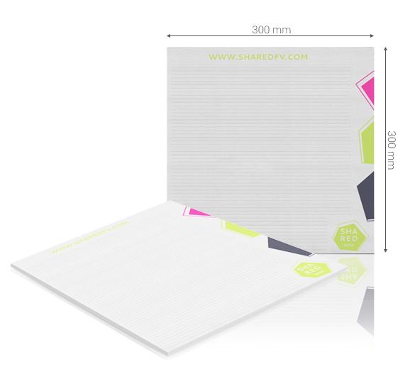 PM013 Notes samoprzylepny Basic