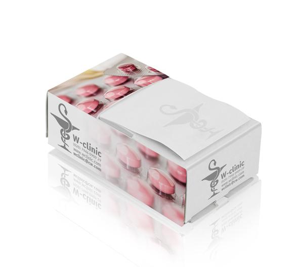 PM070 Notes samoprzylepny typu Z w pudełku