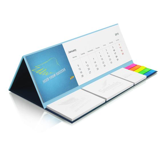 PM200 Kalendarz na twardej podstawie