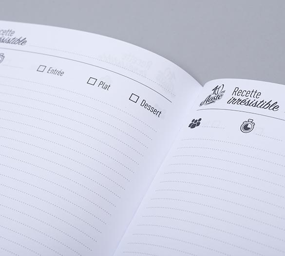 MN11 Mindnotes w miękkiej okładce z papieru