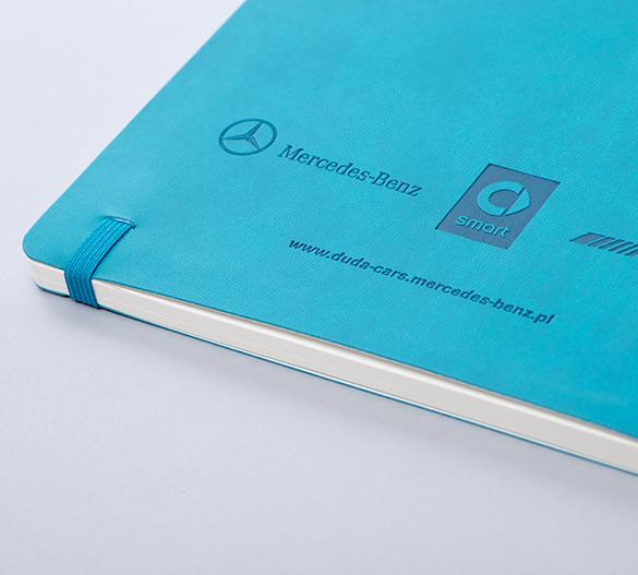 MN22 Mindnotes w miękkiej okładce Torino soft touch