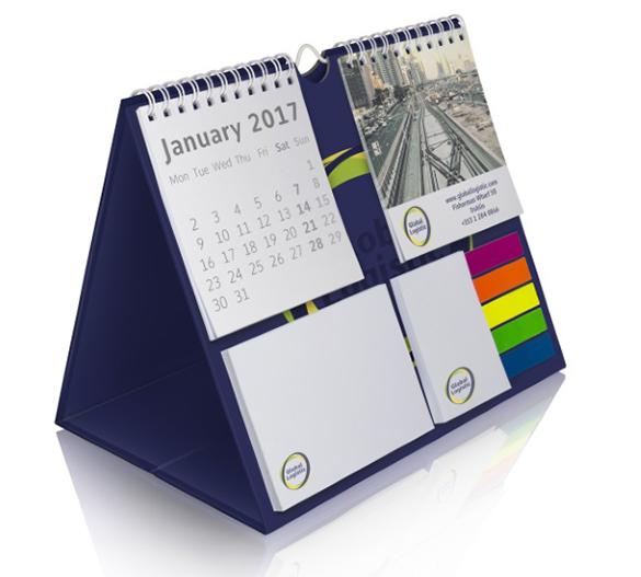 PM212 Kalendarz na twardej podstawie