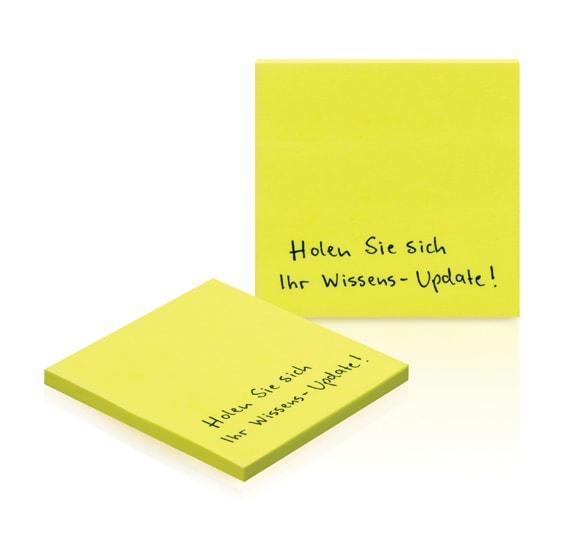PM003-BRILLIANT Notes samoprzylepny intensywny