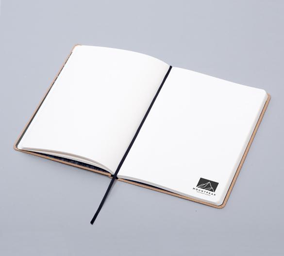 MN36-ECO Mindnotes w twardej okładce papierowej KRAFT