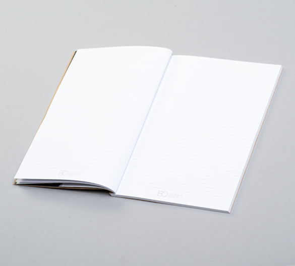MN11-ECO Mindnotes w miękkiej okładce z papieru kraft