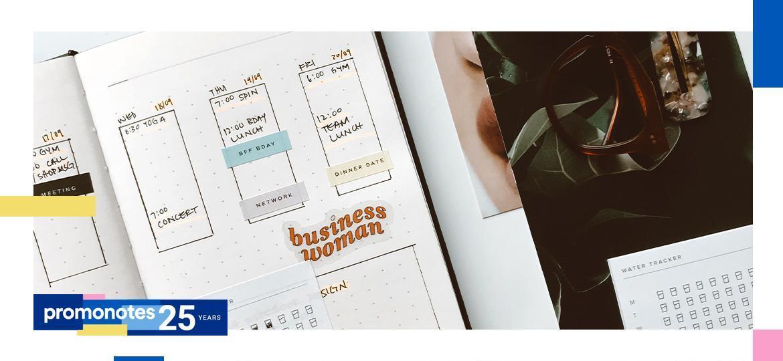 Jak zacząć planować w notesie – Bullet Journal