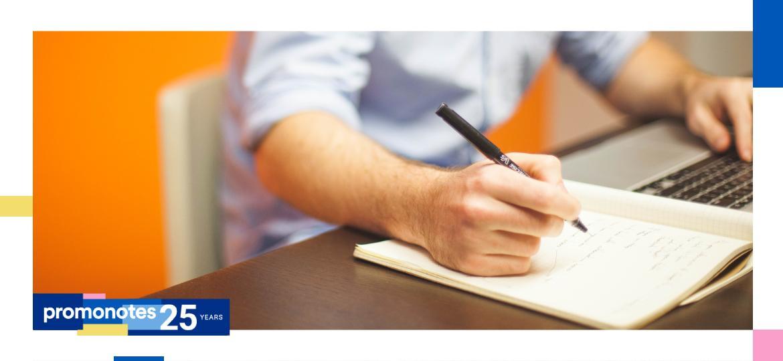 Dlaczego ludzie sukcesu robią notatki?